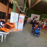 Fiesta solidaria del colegio Agustinos
